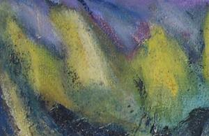 Detail Image for art Black Sea with Dunes