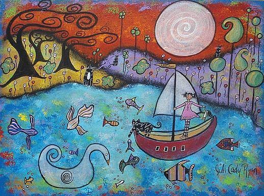 Art: The Adventurers by Artist Juli Cady Ryan