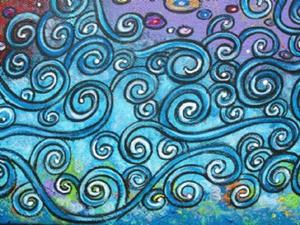 Detail Image for art Seaside Harmony