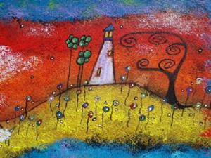 Detail Image for art A Whimsical View