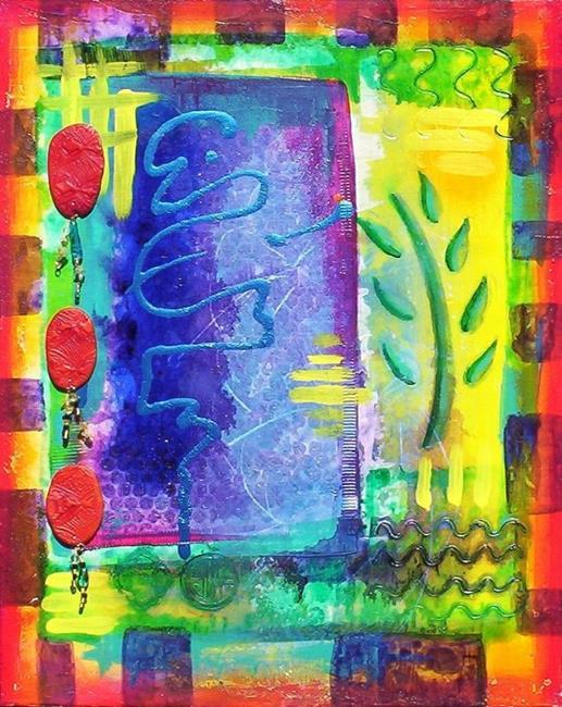 Art: Flora #1 by Artist Christine Wasankari
