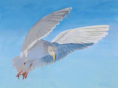 Art: Seeking by Artist Carol Thompson