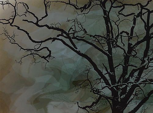 Art: Sandstorm by Artist Carolyn Schiffhouer