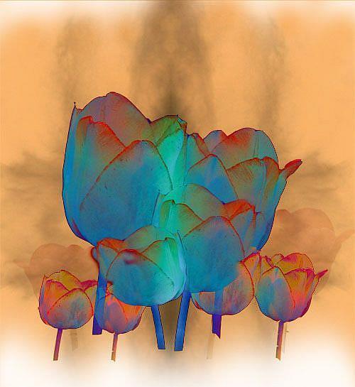 Art: Breath of Spring by Artist Carolyn Schiffhouer