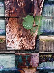 Art: Rip of Steven King's droplets by Artist Carolyn Schiffhouer