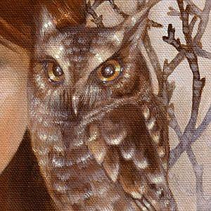 Detail Image for art Companionship of Silence