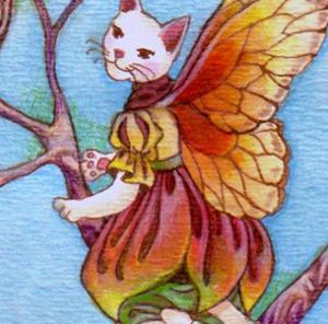 Detail Image for art Rainbow Cat