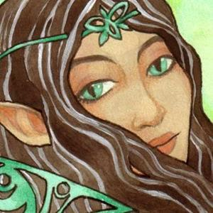 Detail Image for art Jade Beauty ACEO