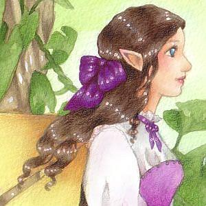 Detail Image for art Two Fairy Sisters