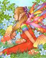 Art: Summer Daydreams by Artist Carmen Medlin