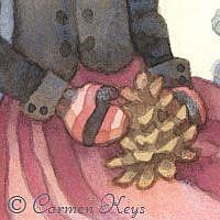 Detail Image for art Snow Day