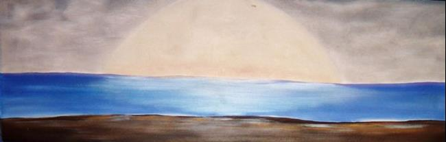 Art: MYSTIC MOON by Artist The Bridges Gallery