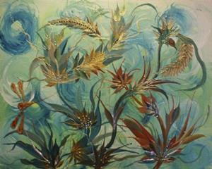 Detail Image for art Luna Flora