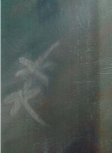 Detail Image for art Courting A Dragonfly