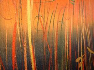 Detail Image for art Tsiishch'illi Dragonflies