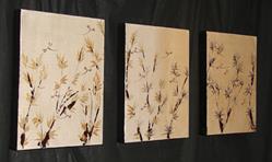 Art: Precious Bamboo by Artist Rebecca M Ronesi-Gutierrez
