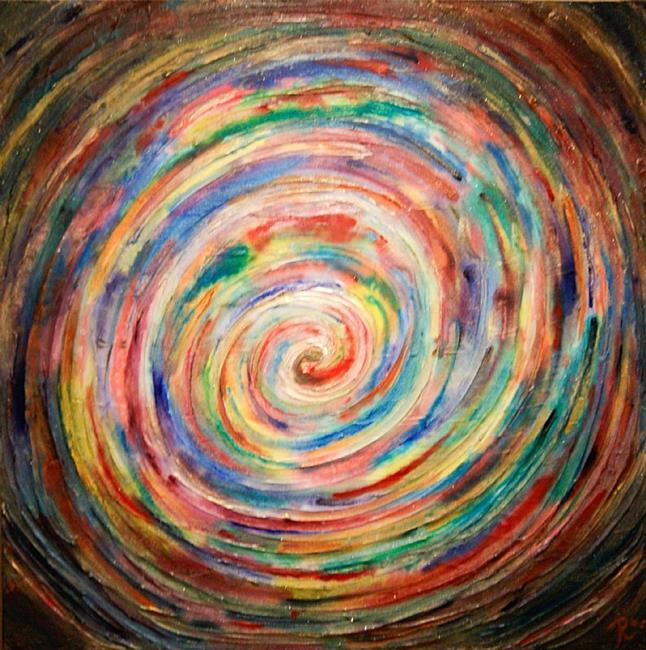 Art: Therapy by Artist Rebecca M Ronesi-Gutierrez