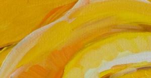 Detail Image for art Yellow Rose of Texas_ SOLD