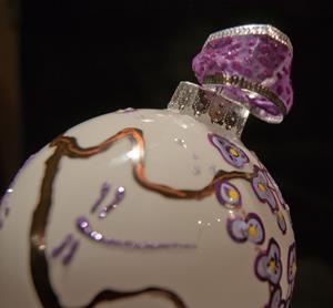 Detail Image for art 2010 Dragonfly Ball- 2 - Lavender