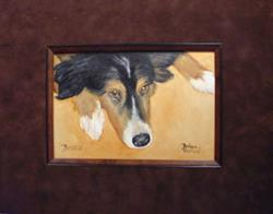 Art: Bosco  //SOLD by Artist Barbara Haviland