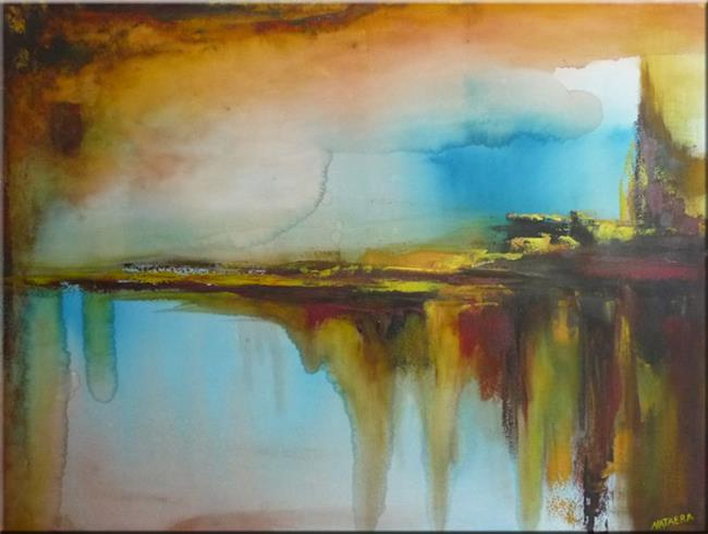 ORIGINAL abstract PAINTING,acrylic on canvas - SOLD - by Nataera ...