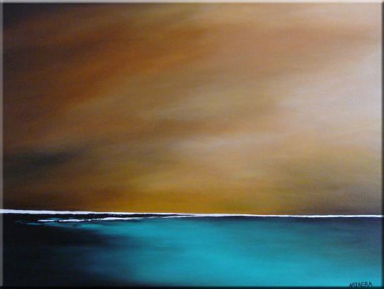 Landscape Painting Modern Abstract Art 539 x 406