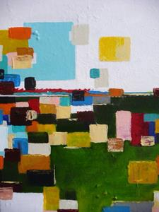 Detail Image for art ORIGINAL ABSTRACT PAINTING  -   SOLD