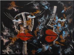Art: ORIGINAL FIGURATIVE PAINTING   -   SOLD by Artist Nataera