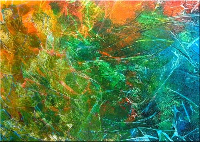 Art: ORIGINAL ABSTRACT- SOLD by Artist Nataera