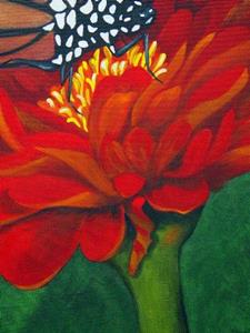 Detail Image for art <b>Monarch Butterfly