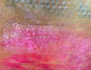 Detail Image for art Golgotha Falling NOT FOR SALE