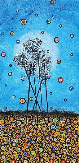 Art: Lace and Jewels by Artist Juli Cady Ryan