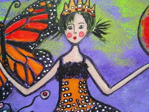 Detail Image for art The Magical Monarch