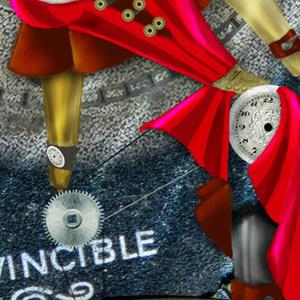 Detail Image for art Invincible Queen