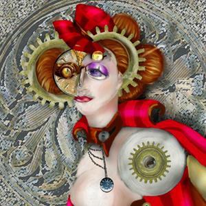 Detail Image for art Invincible Queen