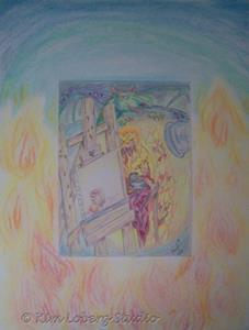 Detail Image for art Evil Still Life