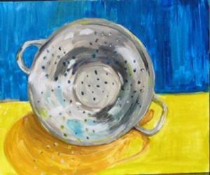 Detail Image for art Colander