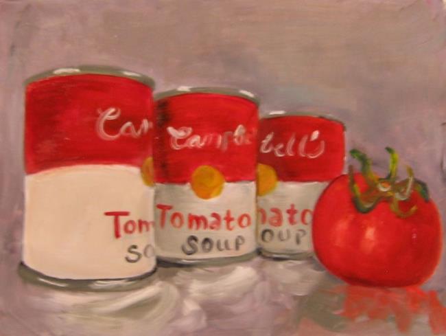 Art: Yum-Yum Good by Artist Delilah Smith