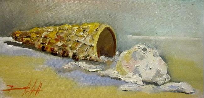 Art: Ice Cream by Artist Delilah Smith