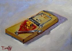 Art: Mouse Trap by Artist Delilah Smith