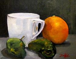 Art: Kitchen Still Life by Artist Delilah Smith