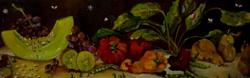 Art: Fruit and Vegetables No. 2 by Artist Delilah Smith
