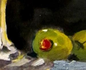 Detail Image for art Dirty Martini