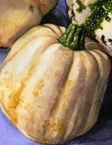 Detail Image for art Three Squash
