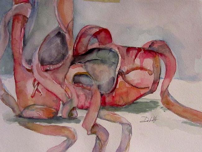 Art: The Dance by Artist Delilah Smith