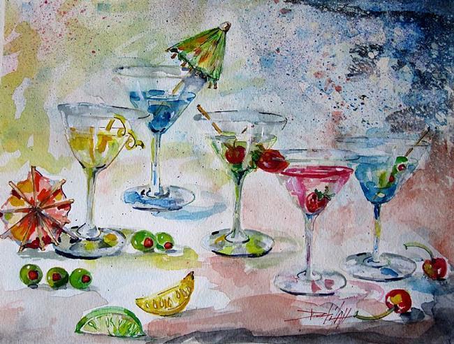 Art: Celebration by Artist Delilah Smith