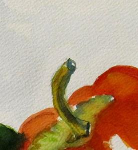Detail Image for art Three Peppers No. 2