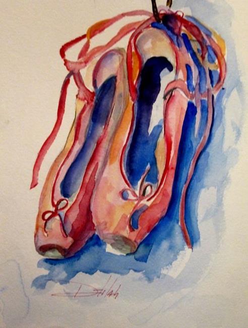 Art: Ballet by Artist Delilah Smith