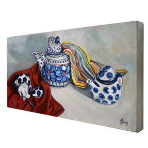 Detail Image for art Teapot: Polish Pottery LXVII