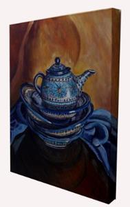 Detail Image for art Unikat Stacked!: Polish Pottery XLIII©